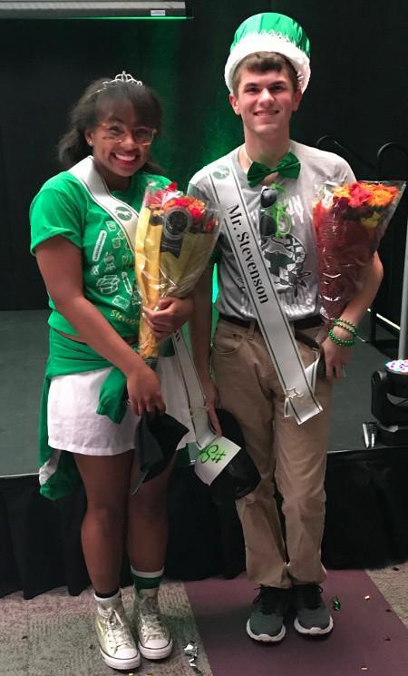 Mr. and Ms. SU 2017